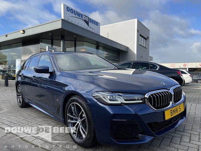 BMW 5 Serie | BMW occasions | Autobedrijf Douwe De Beer